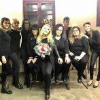 """Sfilata """"Bellezze a Broadway"""" Villa Iachia • Ruda – (UD) F.V.G. BRAVE RAGAZZE !!!!!!!!!! LA NOSTRA SCUOLA HA PARTECIPATO A QUESTO EVENTO IMPORTANTE  CON I PROPRI STUDENTI"""