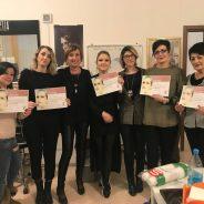 CORSO TRUCCO SEMIPERMANENTE CORRETTIVO – Complimenti ragazze !!!!!!!