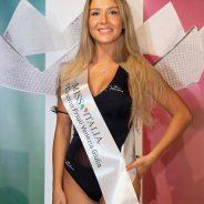 """Valentina Petris è titolata regionale per Miss Italia Friuli Venezia Giulia come """"Miss Cinema Friuli Venezia Giulia""""."""